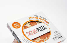 Clean-Label Frozen Pizzas