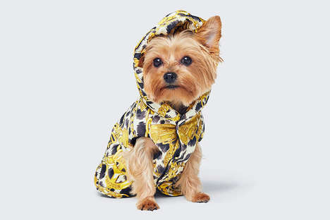 Stylish Designer Pet Fashion