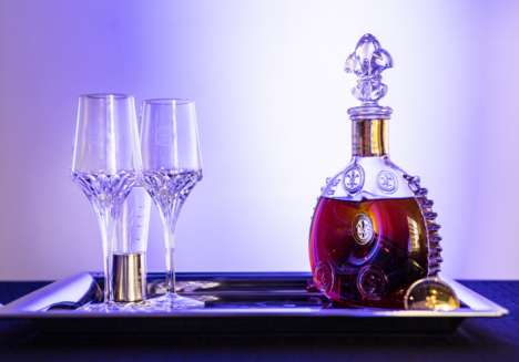 Century-Long Marketing Campaigns - Louis XIII's '100 Years' is Essentially a Musical Time Capsule