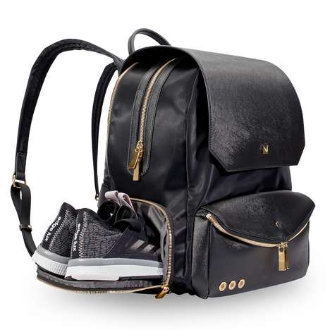 Eco-Friendly Luxury Backpacks
