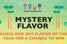 Mystery Candy Bar Contests