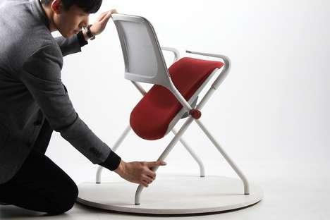 Sleek Multipurpose Office Furniture