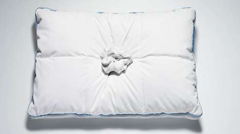 Temperature-Regulating Pillows