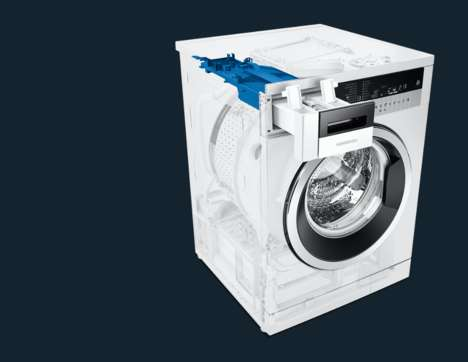 Smart Eco-Friendly Washing Machines