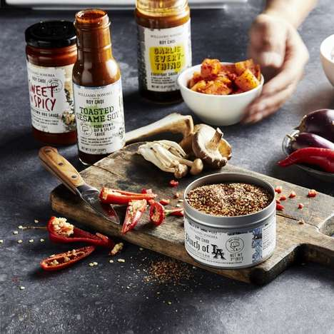 LA-Inspired Korean Seasonings