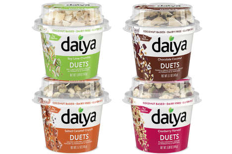 Mix-In Dairy-Free Yogurt Cups