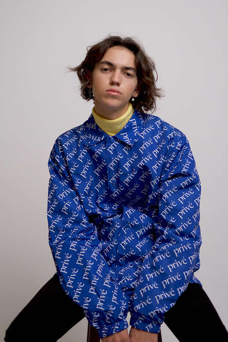 Singer-Designed Graphic Streetwear