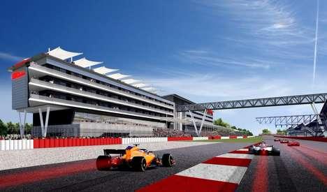 Motorsport Track Hotels