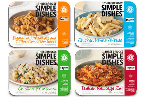 Five-Minute Pasta Meals