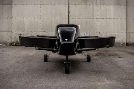 Vertical Takeoff Taxi Aircrafts - The Vertical Aerospace eVTOL Aircraft will Launch in 2022