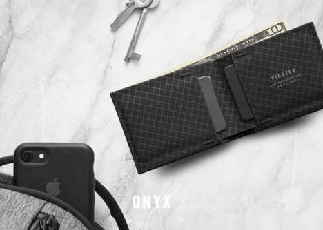 Durable Lifeproof Wallet Designs - The Pioneer Flyfold Wallet will Provide a Lifetime of Usage