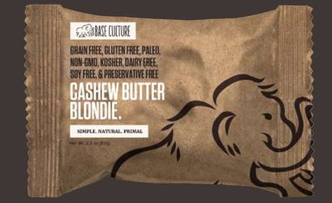 Free-From Dessert Snacks - These Base Culture Baked Goods are Grain-Free, Paleo and More