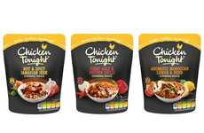 Premixed Chicken Cooking Sauces