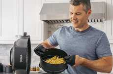 Multipurpose Automated Cookers - The Ninja Foodi Multi Cooker Prepares Many Different Recipes