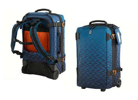 Adventure Travel Suitcase Backpacks