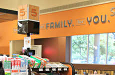 Better-for-You Checkout Stands - Raley's New Check Stands Feature 25% Less Candy & Mindful Snacks