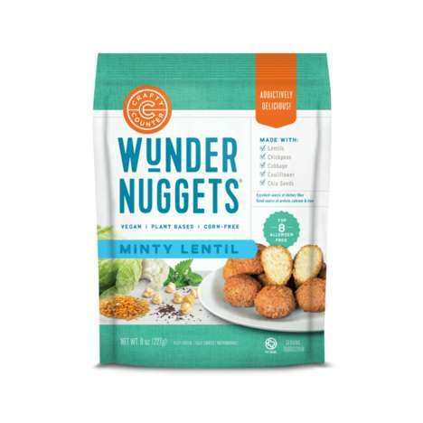 Nourishing Plant-Based Nuggets