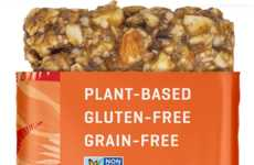 Free-From Peanut Butter Bars - OHi's Refrigerated Superfood Bar Offers a Fresh Take on Health Bars