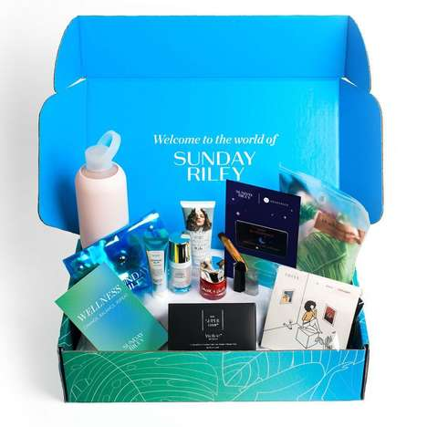 Quarterly Beauty Boxes