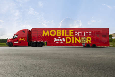 Mobile Disaster Relief Diners