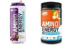 Electrolyte Recovery Drinks - The ESSENTIAL AMIN.O. ENERGY Plus Electrolytes Supports Recovery