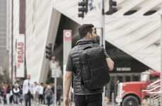 Modular Commuter Backpacks