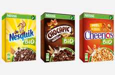 Organic Mainstream Cereals