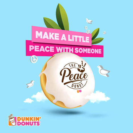 Peace-Inspiring Donuts