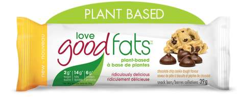 Plant-Powered Keto Bars
