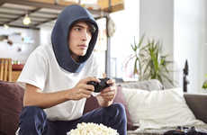 Cozy Focus-Enhancing Hoods - The Ostrich Pillow Hood Helps You Disconnect When Needed