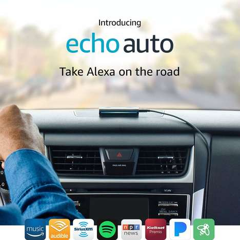 Vehicular Voice Assistant Accessories