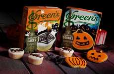 Spooky Seasonal Baking Mixes
