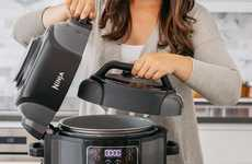 2-in-1 Pressure Cookers