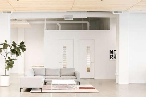 Modular Open-Plan Offices