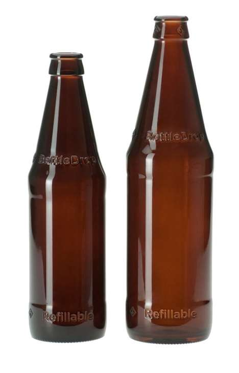 Reusable Beer Bottles