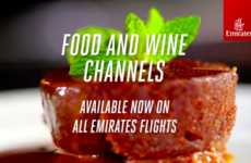 Inflight Meal Channels