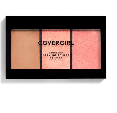 Affordable All-Encompassing Face Palettes - CoverGirl's TruBlend Sculpt Contour Arrives in 2 Colors