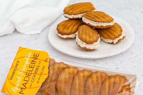 Delicate Pumpkin Cookies