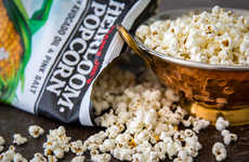 Petite Heirloom Popcorn Snacks