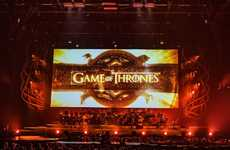 Live Fantasy Concerts - The Game of Thrones Live Concert Experience Lets Fans Indulge in the Music