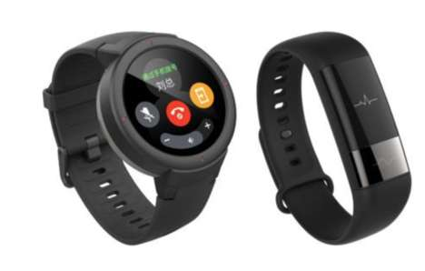 Intuitive Entry-Level Smartwatches