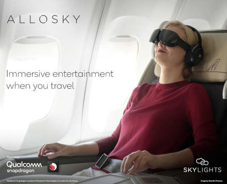Trend maing image: VR Airline Entertainment Systems