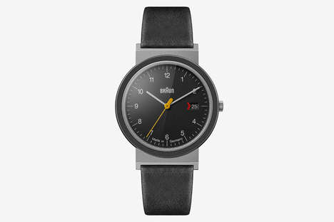 Modern Analog Wristwatches