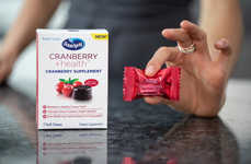 Cranberry Soft Chew Supplements