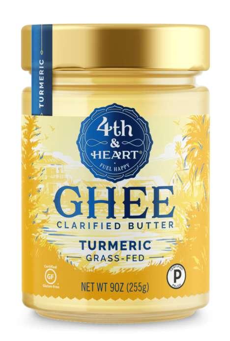Anti-Inflammatory Ghee Butters