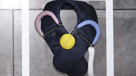 Architect-Reinterpreted Handbags