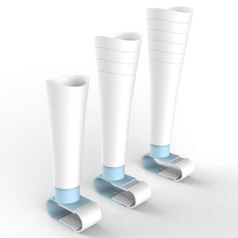 Adjustable Developing Nation Prosthetics - The 'Ring' Prosthetic Leg Grows Along with Children