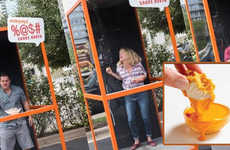 Soundproof Spicy Sauce Booths - Popeyes' Soundproof Booth Offers a Space to Try Its Spicy Sauce