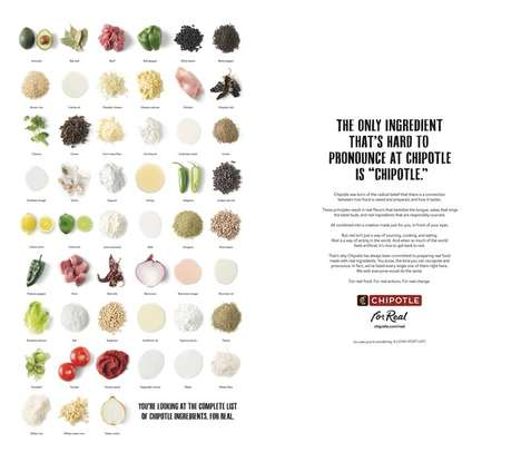 Clean Ingredient Campaigns