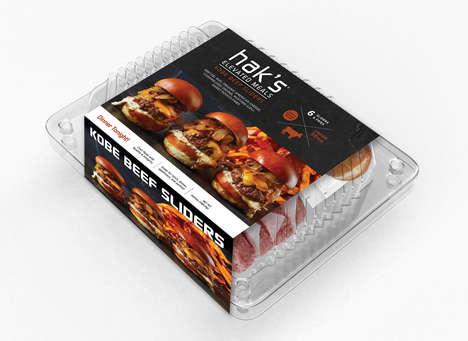High-End Hamburger Kits